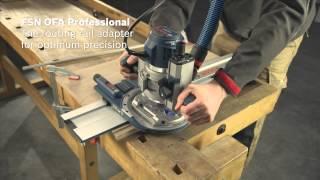 Juhtsiini adapter ülafreesidele Bosch FSN OFA