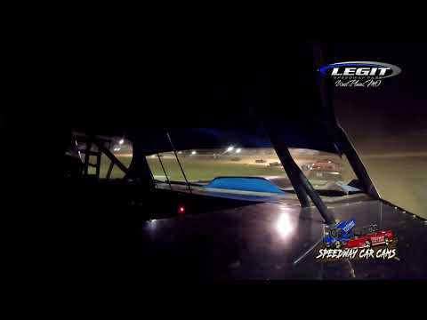 #07S Lonnie Sitzes - Hobby Stock - 6.26.21 Legit Speedway Park - In Car Camera - dirt track racing video image