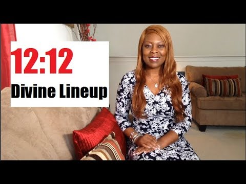 12:12 - Divine Lineup and Resurrection