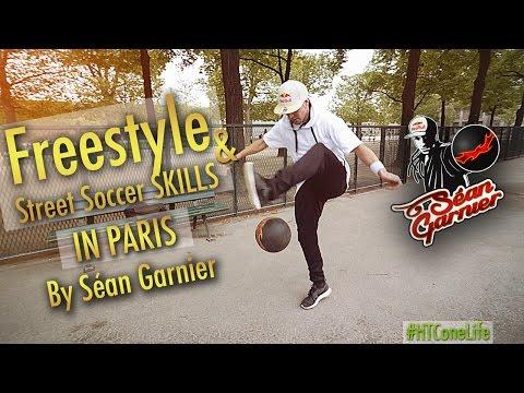 FREESTYLE & STREET SOCCER Skills in PARIS by Séan Garnier with #HTCOneLife - UCIGIk1wN10aAPHusfE7AEPA