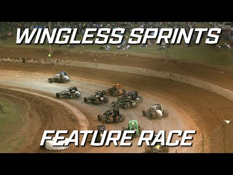 Wingless Sprints: A-Main - Archerfield Speedway - 02.10.2021 - dirt track racing video image