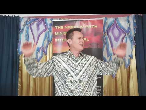 BREAKTHROUGH TO A PLACE OF OVERFLOW - REV ROBERT CLANCY