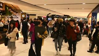ATEEZ spotted leaving Sydney