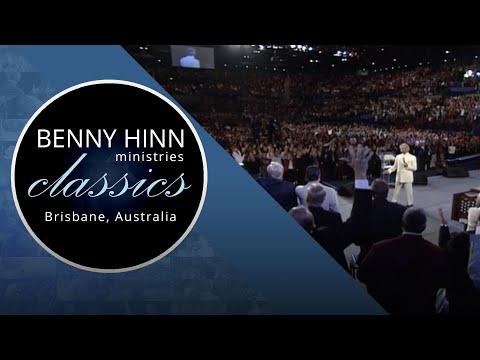 Benny Hinn Ministry Classic - Brisbane, Australia