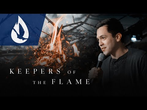 How to Restart & Keep the Fire of the Holy Spirit