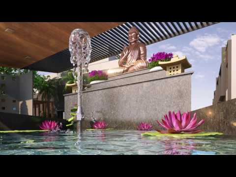 Orabel Bunglows 3D Walkthrough