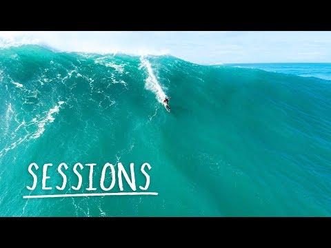 An Autumn Swell To Remember At Nazaré | Sessions - UCblfuW_4rakIf2h6aqANefA