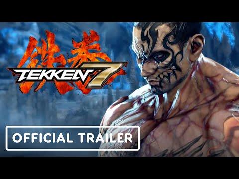 Tekken 7 - Official Fahkumram Reveal Trailer - UCKy1dAqELo0zrOtPkf0eTMw