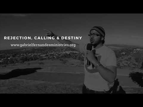 REJECTION BECAUSE OF THE CALL OF GOD, PRAYER AND MESSAGE BY EVANGELIST GABRIEL FERNANDES