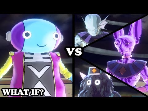 GODLY BATTLE! Zeno VS All 12 Gods of Destruction - Dragon Ball Xenoverse 2 Mods - UCKy1dAqELo0zrOtPkf0eTMw