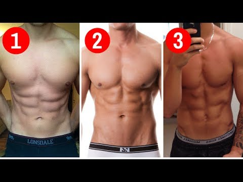 Uneven Abs: The 3 Main Types and How to Tell Which One You Have - default