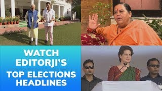Top Headlines on 24th April: #LokSabhaElection2019