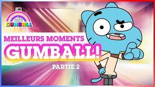 Le Monde Incroyable de Gumball 🇫🇷  Les meilleurs moments de Gumball 🐱 [Part 2]