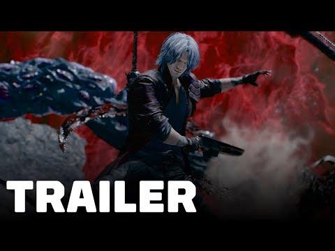 Devil May Cry 5 - TGS Trailer - UCKy1dAqELo0zrOtPkf0eTMw