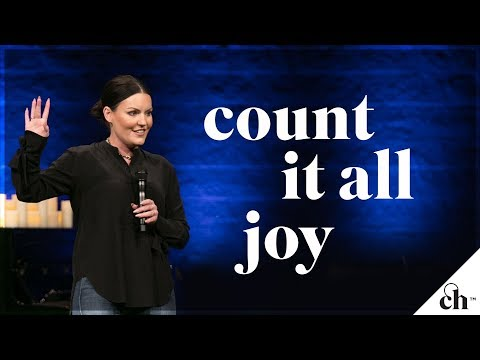 Count It All Joy // Wendy Perez