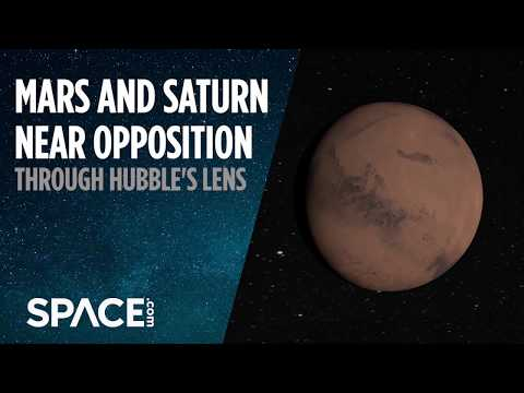 Through Hubble's Lens: Mars and Saturn Near Opposition - Exclusive Interview - UCVTomc35agH1SM6kCKzwW_g