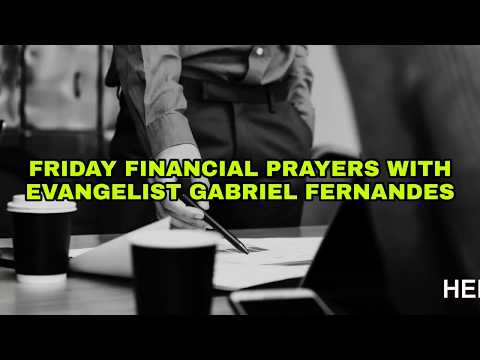 YOU SHALL BREAKTHROUGH BY THE POWER OF JESUS CHRIST, Friday Financial Prayers 15 February 2019
