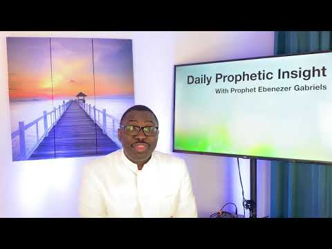 Prophetic Insight Mar 29th, 2021