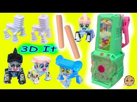 Does It Work? 3D IT Wax Mold Machine Animal Maker Creator Toy Molding Studio Fail Video - UCelMeixAOTs2OQAAi9wU8-g