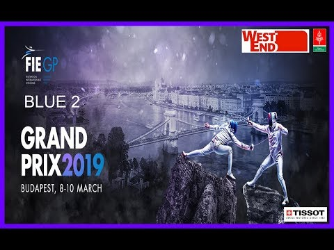 Budapest Epee Grand Prix 2019 2nd Color Zone