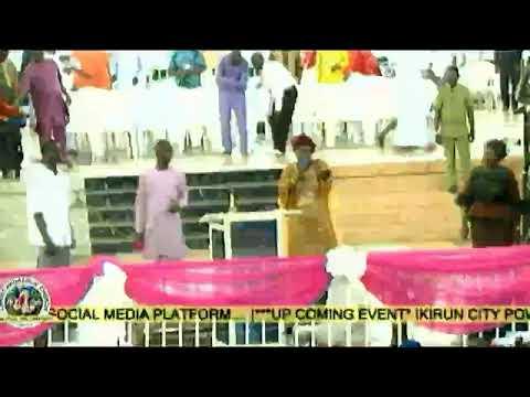 DAY 5 (AFTERNOON SESSION) - Apostle Joseph Ayo Babalola Power Explosion 2019.