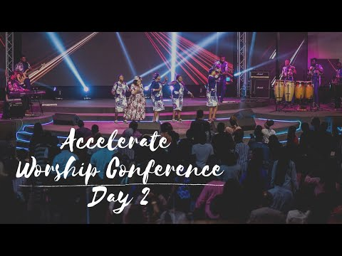 Accelerate Worship Conference 2021 with Evangelist Tope Alabi at The Elevation Church