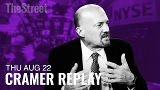 Jim Cramer's Thoughts on Nordstrom, Dick's Quarters and Oil