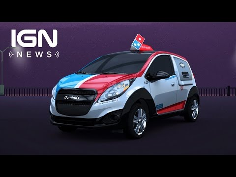 Domino's Reveals The DXP, Its Purpose-Built Pizza Delivery Vehicle - IGN News - UCKy1dAqELo0zrOtPkf0eTMw