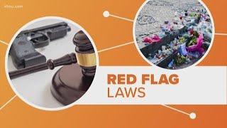 Connect the Dots: States considering red flag gun laws