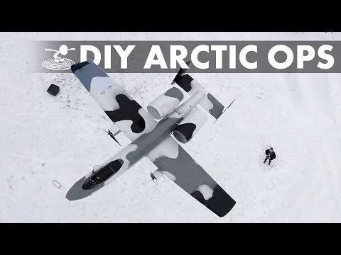 Backyard A-10 Arctic Operations! - UC9zTuyWffK9ckEz1216noAw