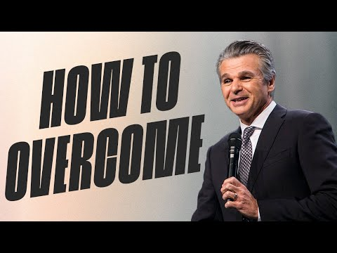 How To Overcome  Pastor Jentezen Franklin