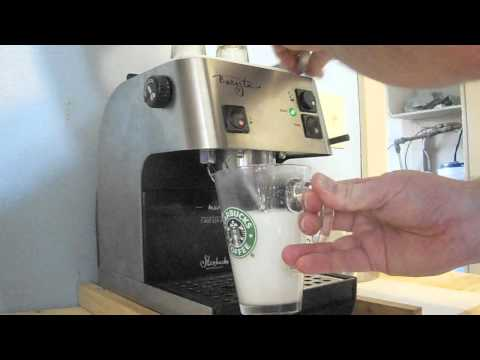 "Ayron's ""How to Make a Latte"""