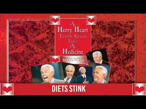 Merry Heart:  Diets Stink  Jesse Duplantis