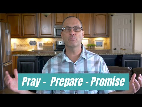 Pray, Prepare and Promise - Word from Joe Joe Dawson