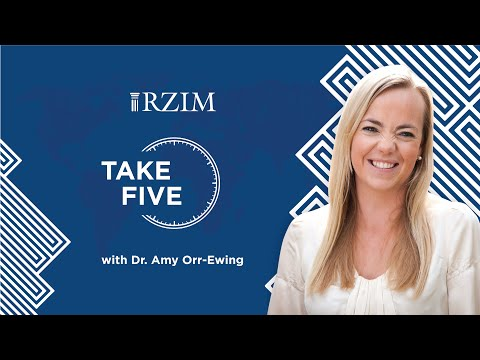 The meaning of Jesus' death  Amy Orr-Ewing  TAKE FIVE  RZIM