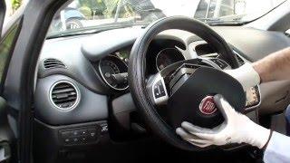 Smontaggio airbag volante Fiat PUNTO