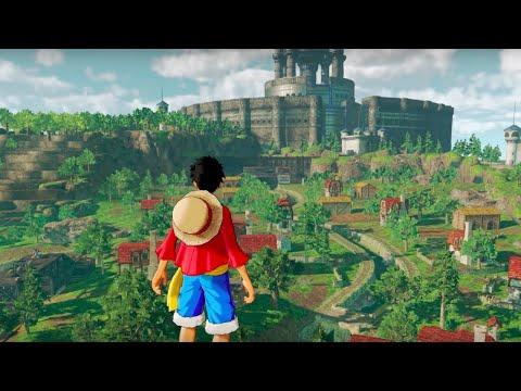 One Piece World Seeker Trailer - UCKy1dAqELo0zrOtPkf0eTMw