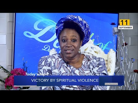Dr Becky Paul-Enenche - SEEDS OF DESTINY  WEDNESDAY 11TH SEPTEMBER, 2019