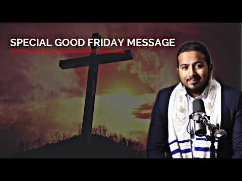JESUS PAID THE PRICE FOR YOUR FREEDOM - SPECIAL GOOD FRIDAY MESSAGE EVANGELIST GABRIEL FERNANDES