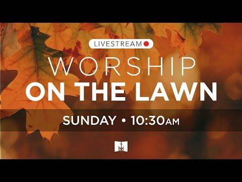 10/18/2020-Christ Church Nashville LIVE!-Worship on the Lawn