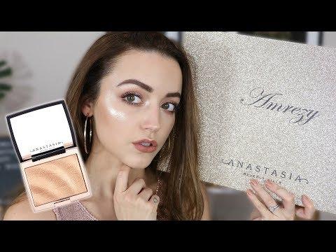 Anastasia x Amrezy | AMREZY HIGHLIGHTER | First Impressions + Review - UC8v4vz_n2rys6Yxpj8LuOBA