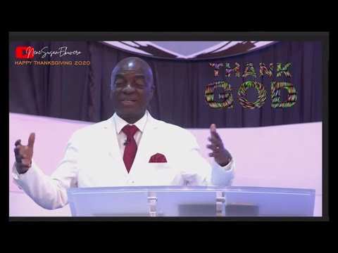 Bishop OyedepoLet Everyone That Has Breath Praise The LORD
