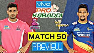 Pro Kabaddi Season 7: Match 50 Jaipur Pink Panthers Vs UP Yoodha Preview