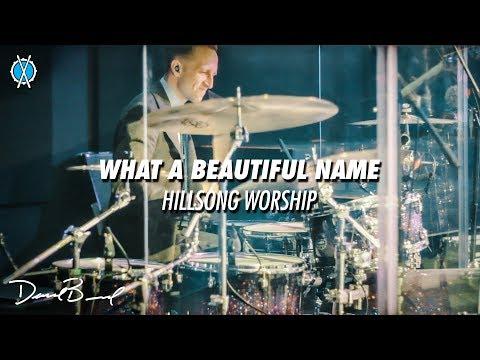 What A Beautiful Name Drum Cover // Hillsong Worship // Daniel Bernard