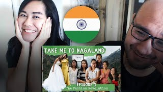 Indonesians React To Take Me to Nagaland | The Fashion Revolution | Dimapur Edition