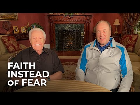 Faith Instead of Fear  Jesse Duplantis & Kevin Zadai