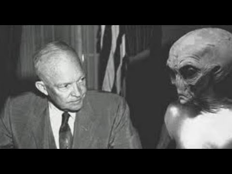 Revealed: Eisenhower Meeting With Aliens / Mike From Around The World / Paul Begley