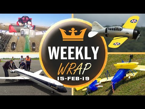 HobbyKing Weekly Wrap - Episode 7 - UCkNMDHVq-_6aJEh2uRBbRmw