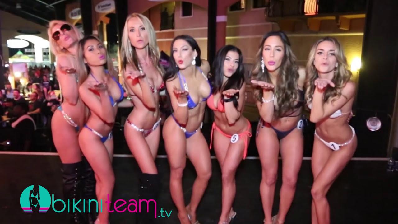 Bike Week Daytona 2016 Bikini Babes