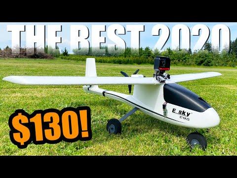BEST BEGINNER RC PLANE in 2020 - Hobbyzone AeroScout S Esky Eagle 🏆 - UCwojJxGQ0SNeVV09mKlnonA